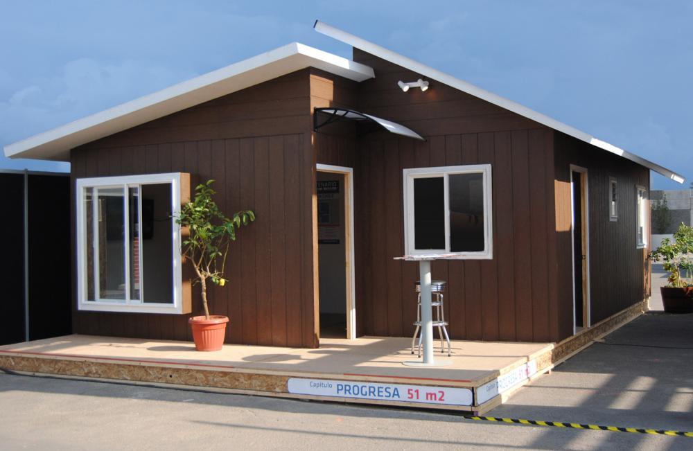casas prefabricadas a la obra maestros