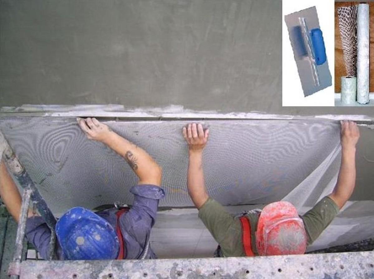As es como funciona la fibra de vidrio para reparar for Malla de fibra de vidrio