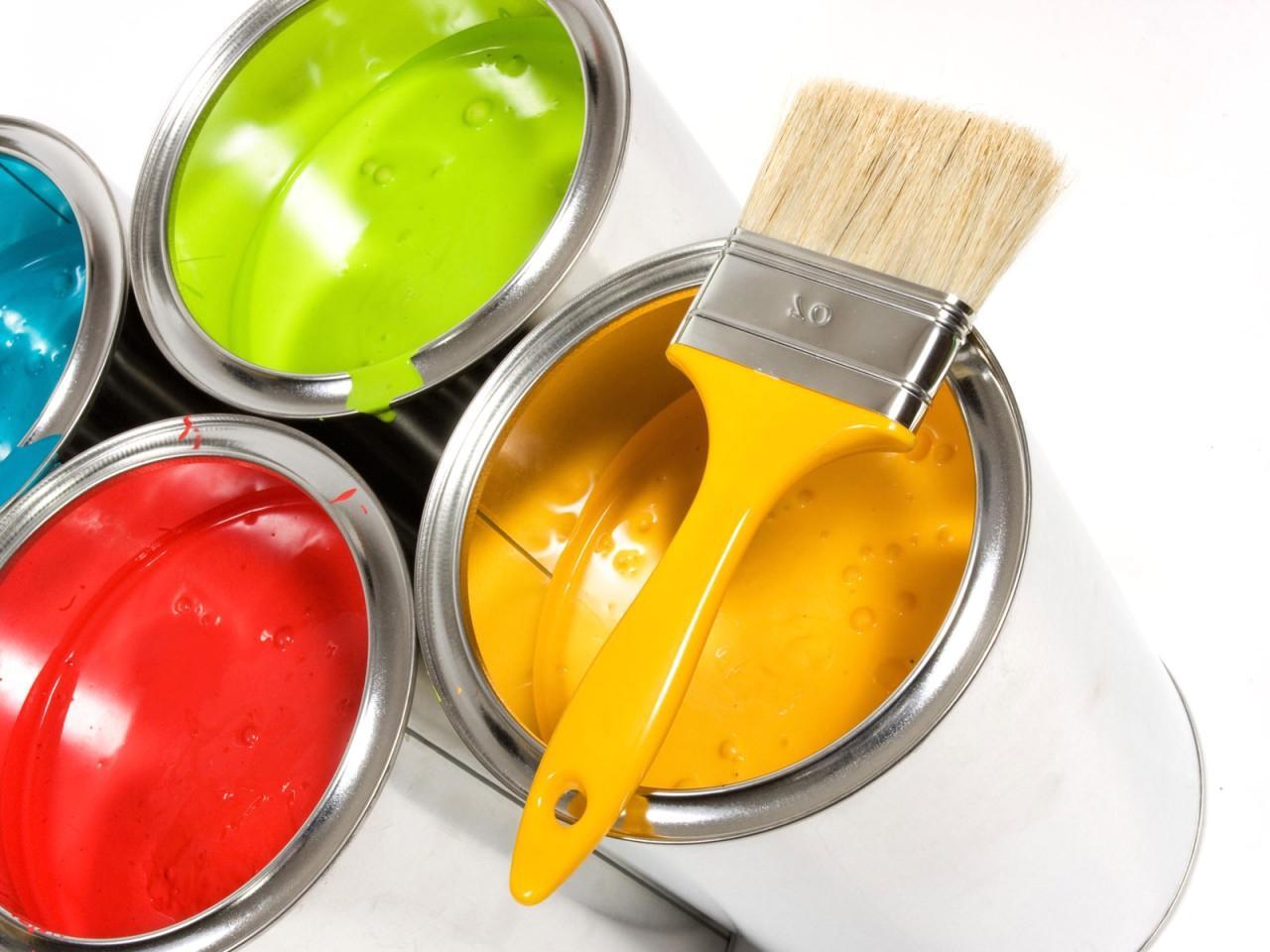 M todos para la aplicaci n de pintura a la obra maestros - Brochas pintura ...