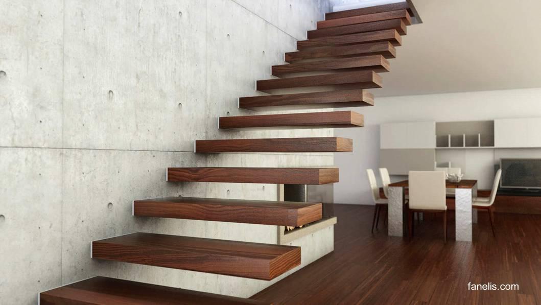 Las escaleras en las viviendas 3 a la obra maestros for Escaleras de viviendas