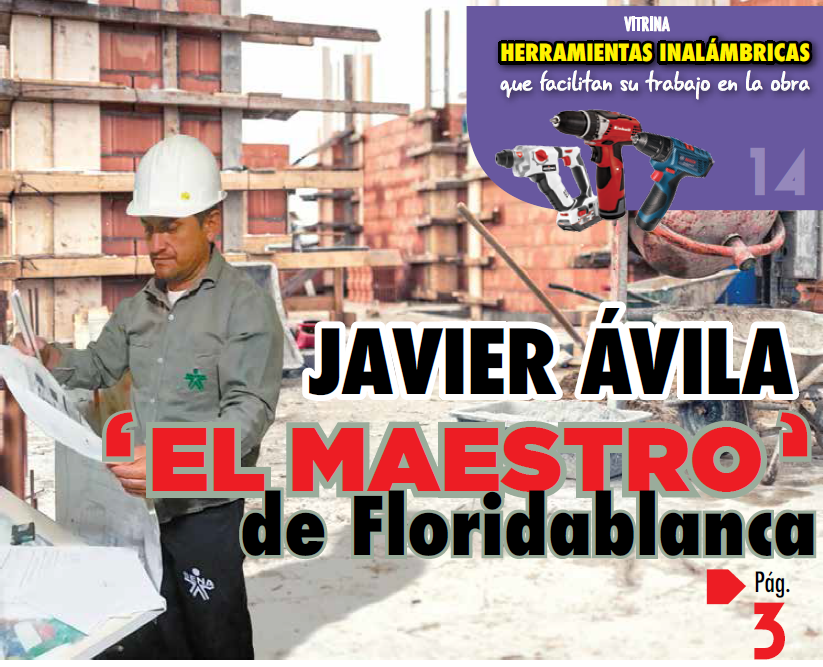 "Javier Ávila, el ""Maestro"""