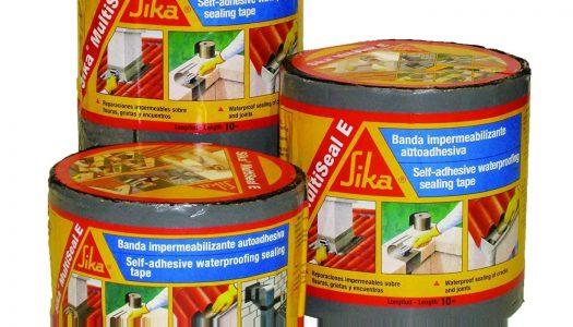 Solución práctica para reparar goteras: Cintas bituminosas