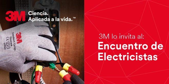 3M invita al Encuentro de Técnicos Electricistas en Barranquilla