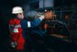 Desde las alturas hasta el subsuelo 3M protege la cabeza de los trabajadores