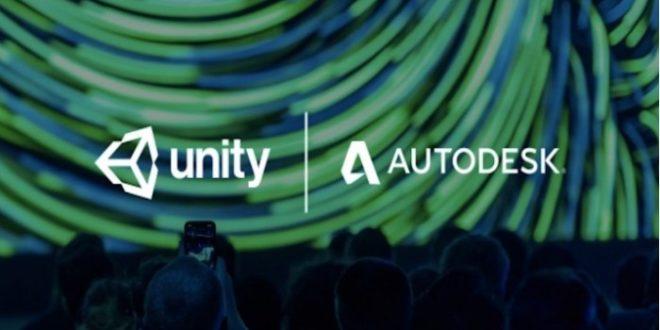 Autodesk y Unity amplían la colaboración para diseñar, hacer y experimentar prácticamente cualquier cosa