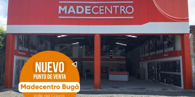 ¡Madecentro llega a Buga para estar cerca de ti!