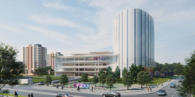 Construcción del Centro de Tratamiento e Investigación Luis Carlos Sarmiento Angulo (CTIC)