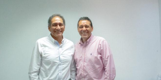 Oscar y Fernando Sandoval Manrique hermanos contratistas en santander