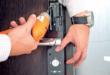 Instalación de cerradura digital YMF40 en 6 pasos