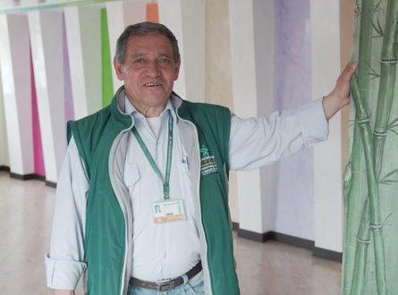Jaime Ávila, un maestro en acabados y dado a la enseñanza