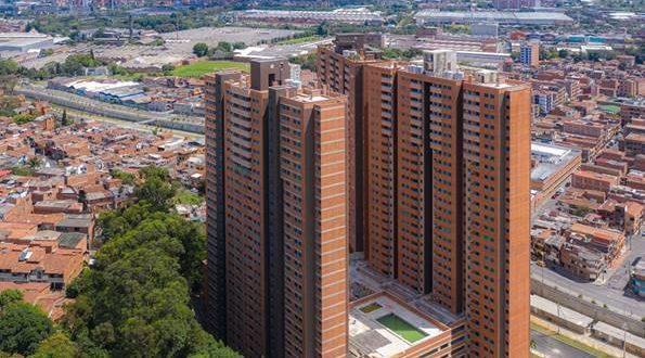 El sector de la construcción contribuye a la transformación del municipio de Itagüí