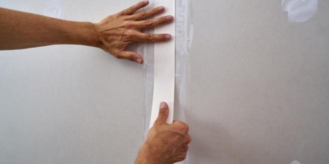 ¿Cómo hacer un muro Drywall en 5 pasos?