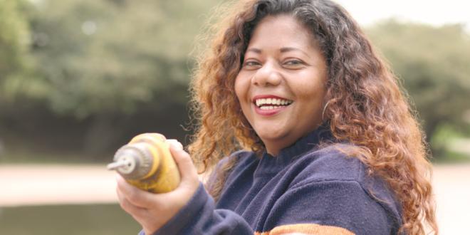 Yadira Coronado, una monteriana en la construcción