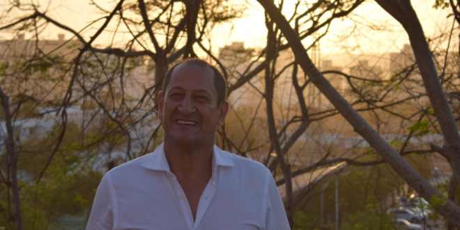 Henry Urrea Parra, un emprendedor todo terreno