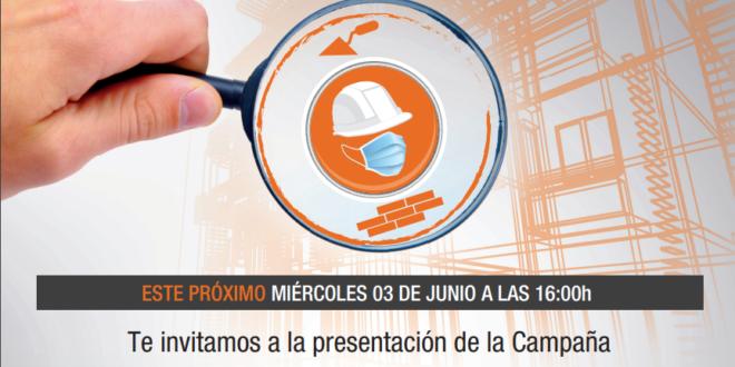 Seminario de prevención para los trabajadores del sector de la construcción
