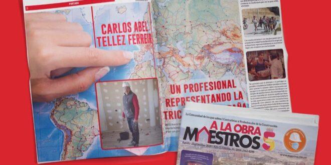 A LA MAESTROS         EDICIÓN #55