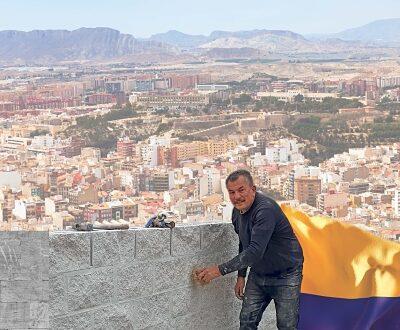 Carlos Abel Tellez Ferreir, un profesional representando la tricolor en España