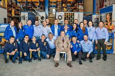 Mundial de Tornillos fue reconocida por la Superintendencia de Industria y Comercio como Marca Notoria