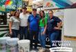 Algreco dona de pintura a bienes afectados por disturbios en el Valle