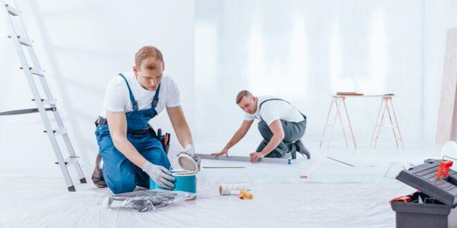 Prepare las superficies antes de pintar: todo en 5 pasos