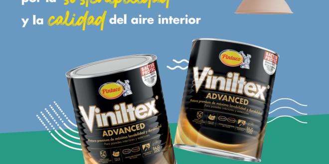 Viniltex, libre de  Formaldehído y APEO