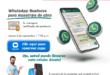 Capacitación WhatsApp Business para maestros de obra